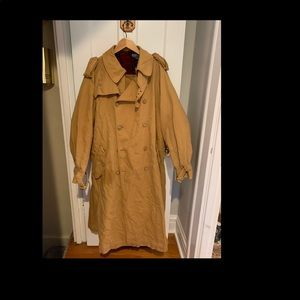 Men's vintage POLO RALPH LAUREN long coat
